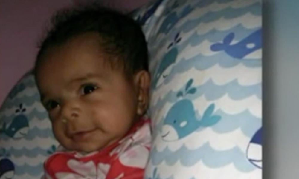 ¡Terrible! Bebé de dos meses es atacada por pit bull en San Diego