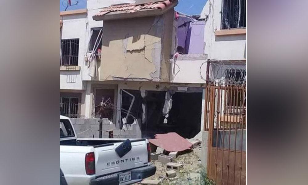 Brinda Gobierno del Estado respaldo a familias afectadas por explosión en Villas del Campo
