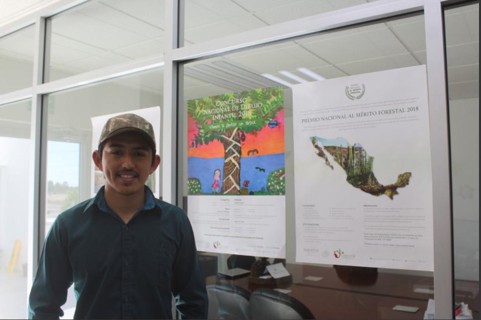 Convocan a aspirantes a bachillerato a formarse como técnicos forestales en Mexicali
