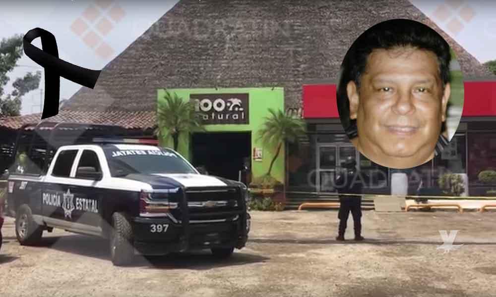 (VIDEO) Director de Capufe en Acapulco es asesinado frente a su esposa