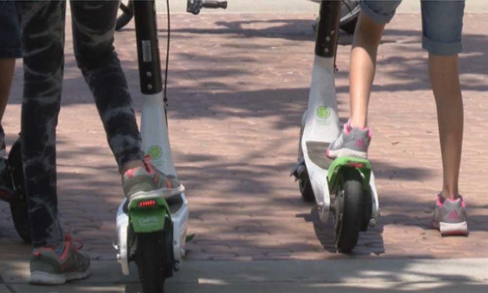 Causa controversia uso de patin del diablo en San Diego