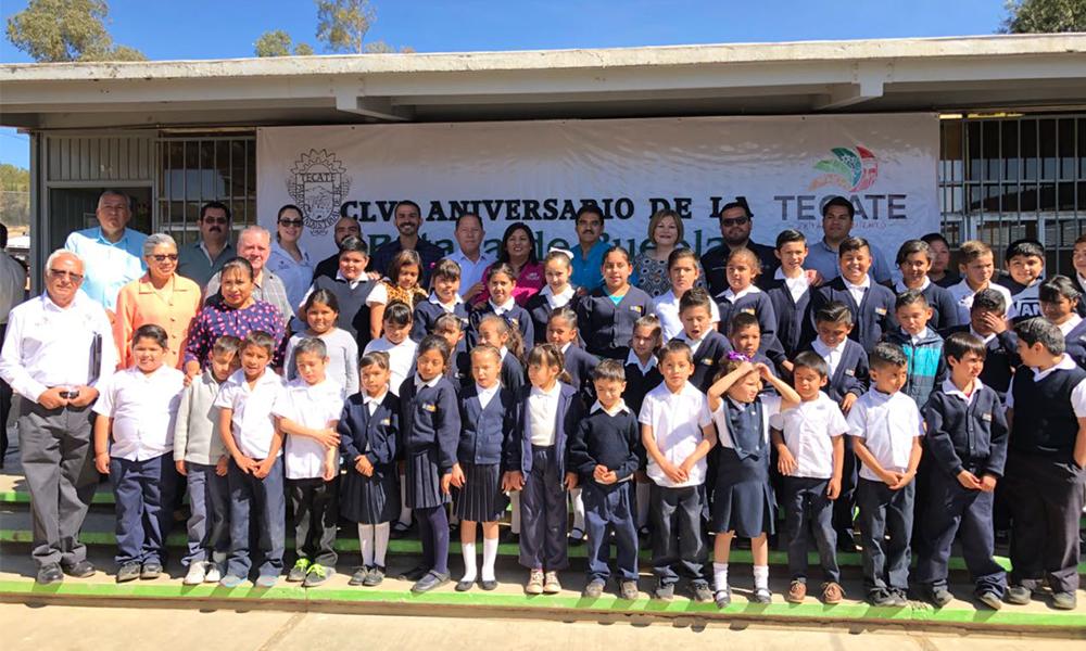 Conmemoran el 156 Aniversario de la Batalla de Puebla en Tecate