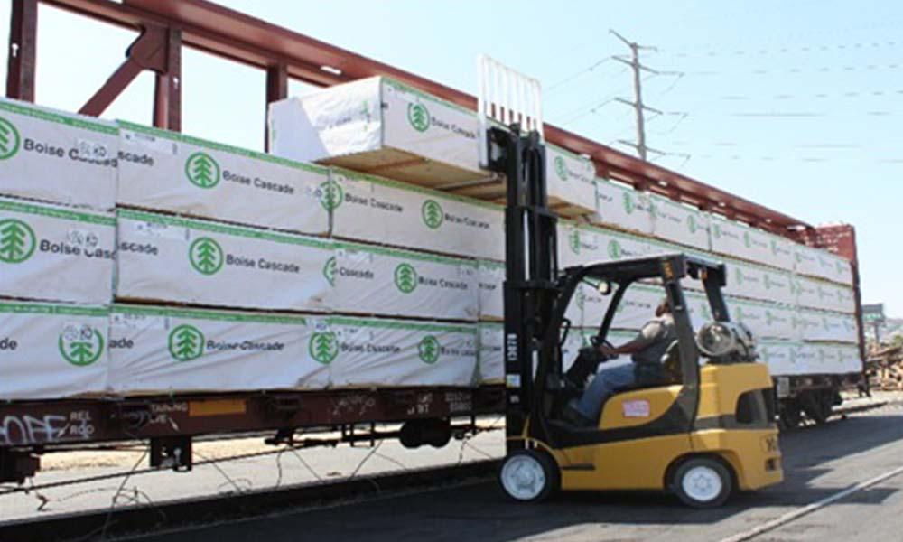 Consideran a ferrocarril Tijuana-Tecate como medio idóneo para transportar madera