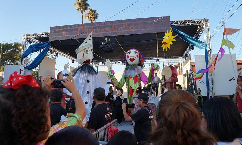 Convocan al Concurso de Canto en el FESTIVAL ÓPERA EN LA CALLE a celebrarse en Tijuana