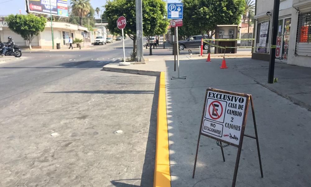 Estacionamientos exclusivos cumplen con lineamientos de Pueblo Mágico en Tecate