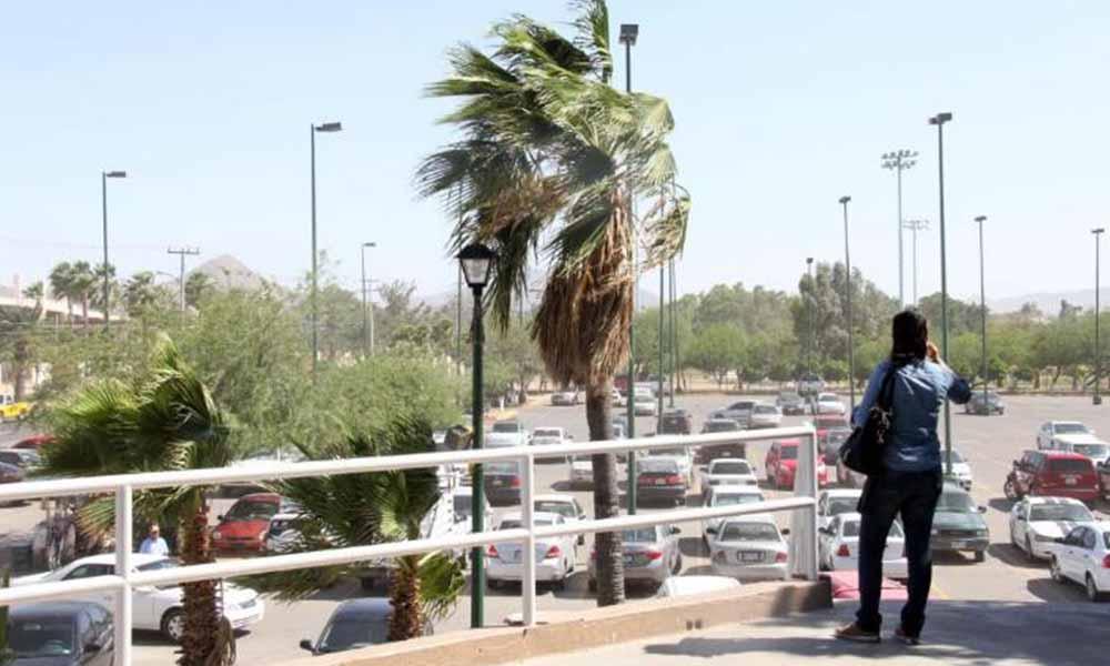 Fuertes vientos de hasta 50 kilómetros por hora en Baja California: CONAGUA