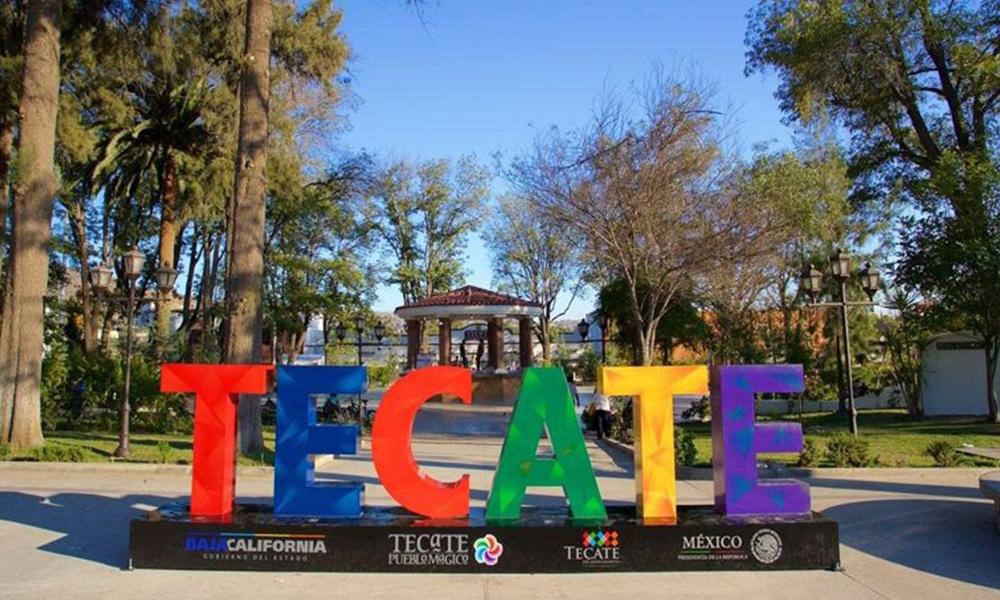 Inician trabajos de pavimentación en colonias de Tecate