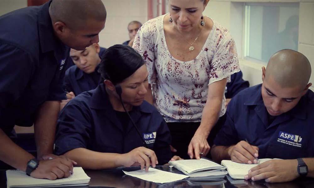 Maestros de Academia de la Seguridad Pública del Estado son clave para formación de futuros policías