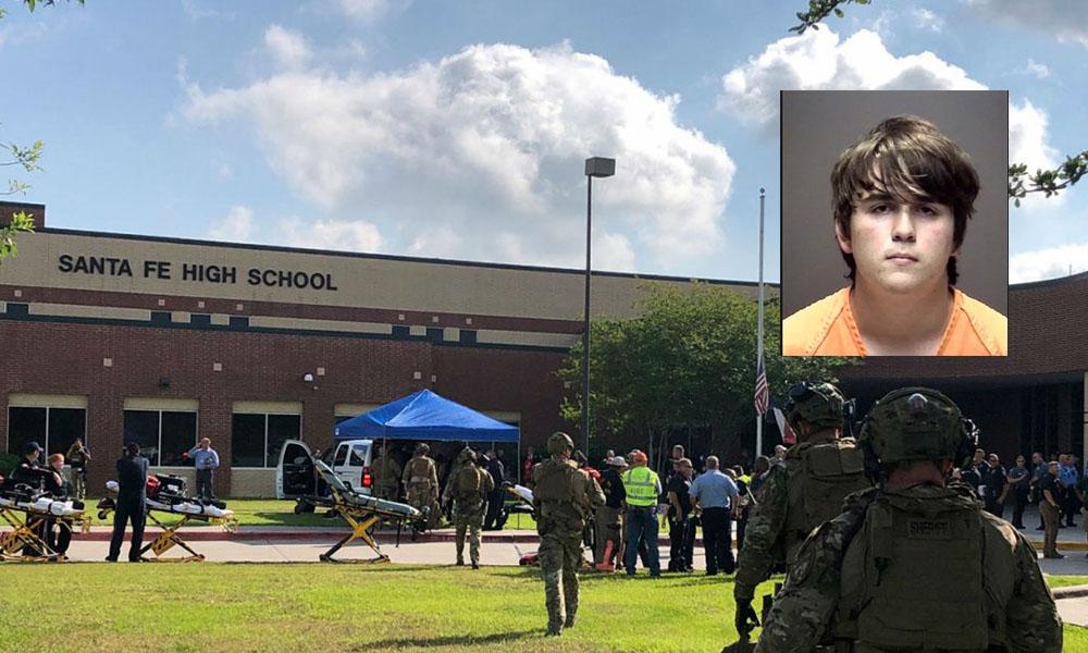 Masacre en escuela de Texas deja 10 muertos y 10 heridos