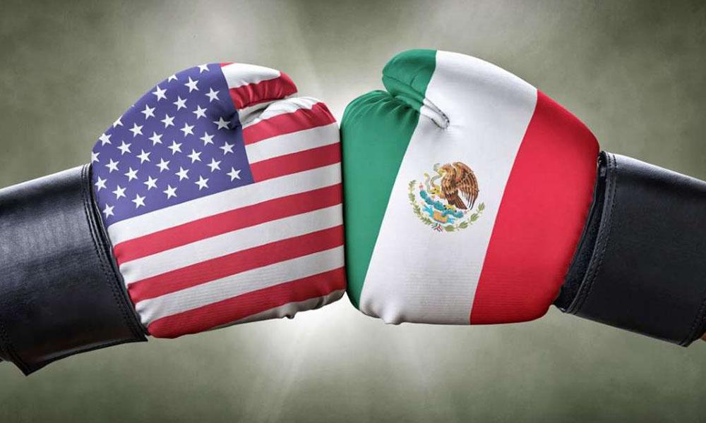 México responde en minutos a la guerra comercial de Estados Unidos