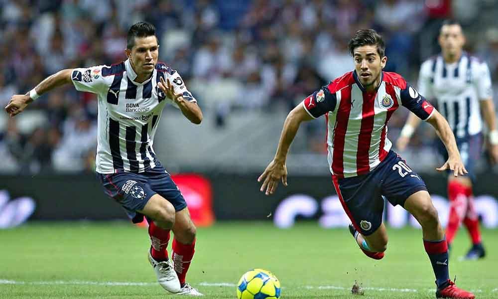 Rodolfo Pizarro ya esta en Monterrey para firmar su llegada a Rayados