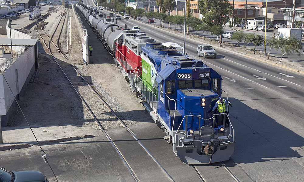 Restricciones a camiones de carga detona aumento de movimientos por ferrocarril