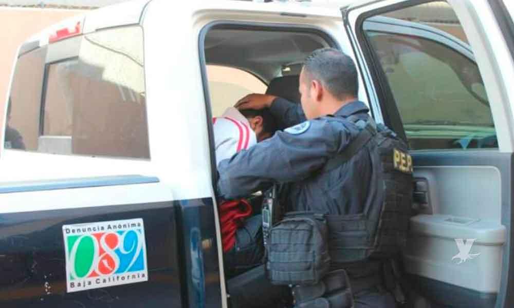 Sujeto buscado desde el 2006 por violación es capturado en Tijuana