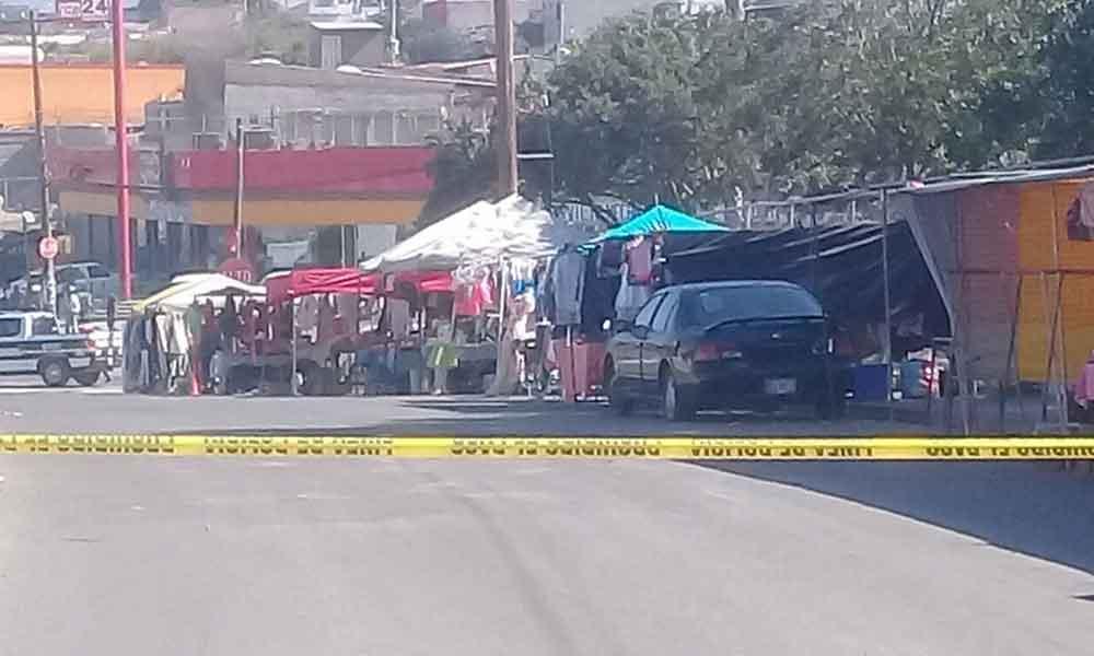 (VIDEO) Encuentran persona sin vida dentro de la cajuela de un carro en Tijuana