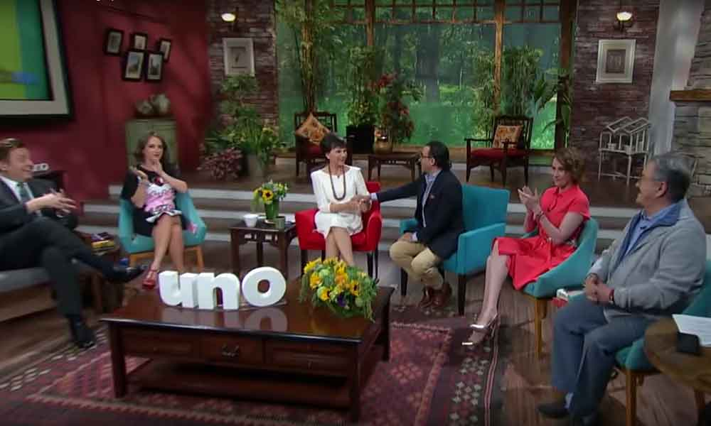(VIDEO) Paty Chapoy habla mal de Televisa y Atala Sarmiento en entrevista con Adal Ramones