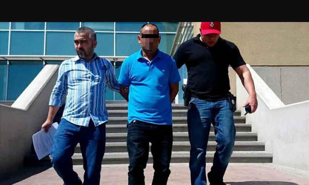 Capturan al hombre que golpeó y drogó a su hija de 2 años en Mexicali