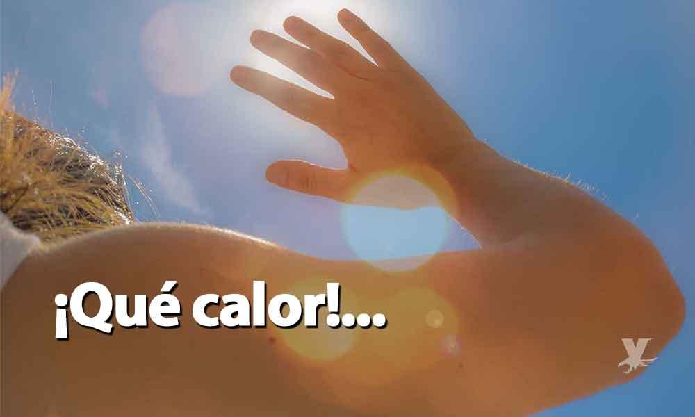 Mañana miércoles será el día más caluroso de la semana en Baja California