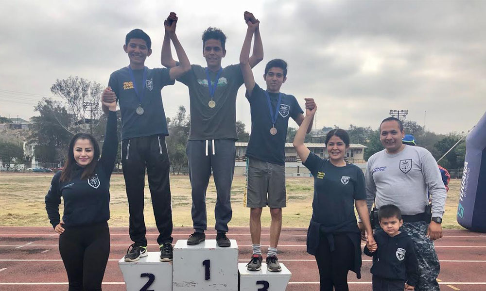 Celebran el 58 aniversario de la Policía Juvenil de Tijuana