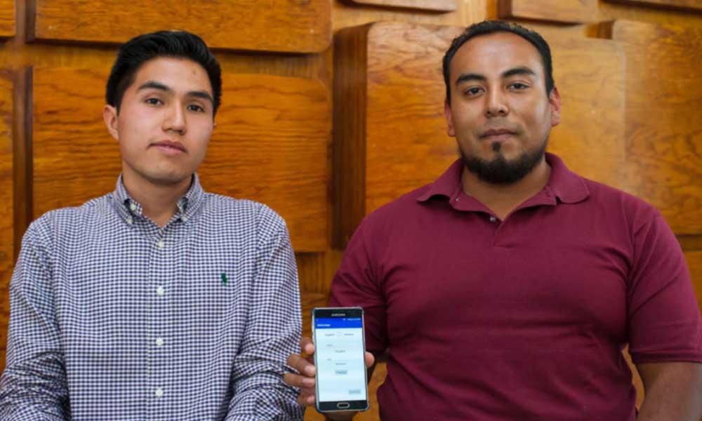 Crean estudiantes traductor móvil de español-mixteco