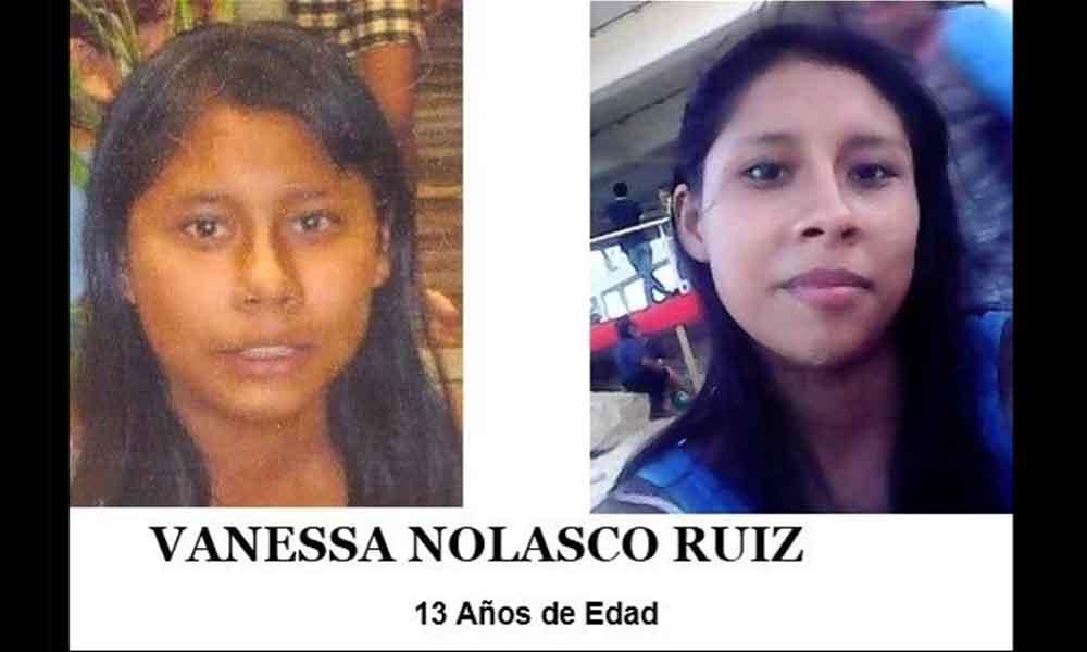Adolescente estuvo 5 años desaparecida, fue localizada en Quintana Roo