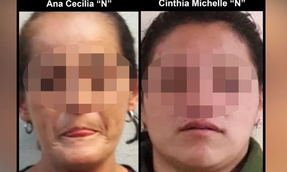 Detienen a dos mujeres por narcomenudeo en Tijuana