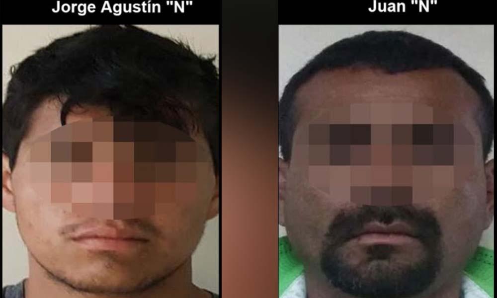 Detienen a dos sujetos en Tijuana; eran requeridos por la ley