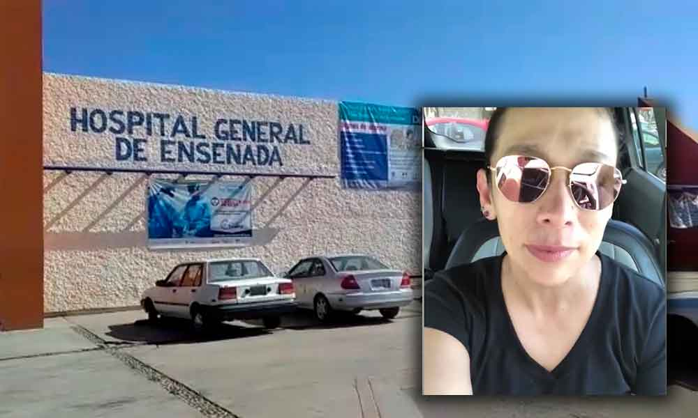 (VIDEO) Hospital General de Ensenada niega las acusaciones de maltrato hacia embarazada