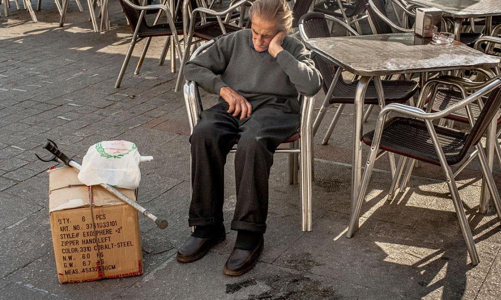 Recibirán hasta 4 años de prisión al abandonar a un adulto mayor en Baja California