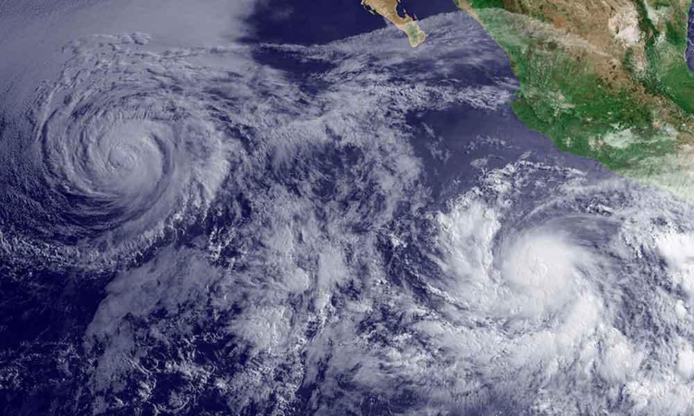 Se pronostican 15 ciclones en el pacífico; 8 con categoría de Huracán