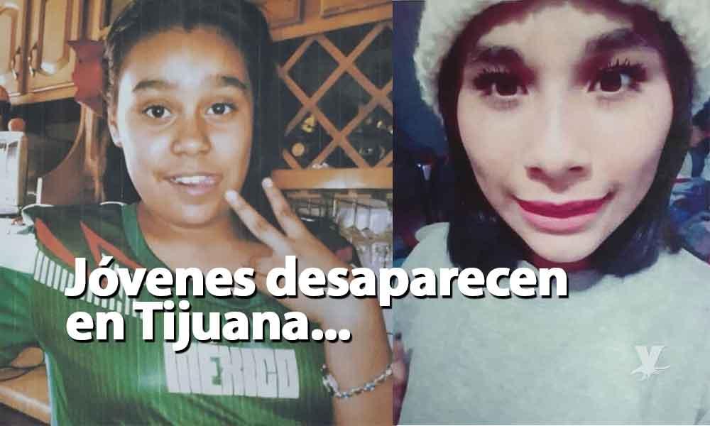 ¡Ayuda! Abril y Nancy desaparecieron en Tijuana