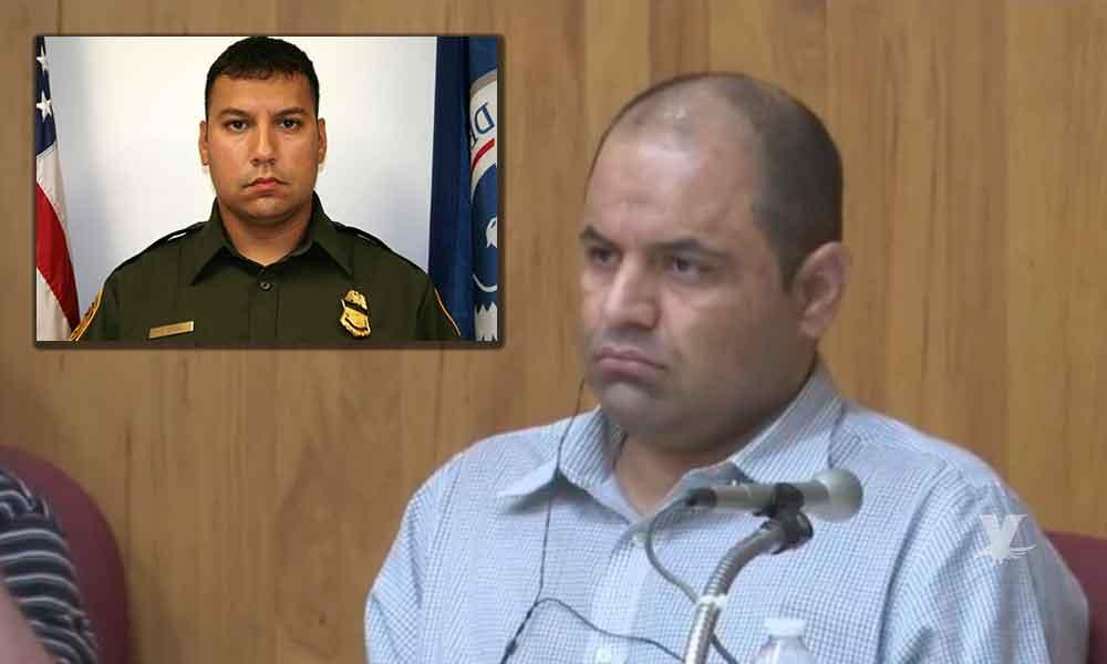 Mexicano fue declarado culpable por el homicidio de Agente Fronterizo Javier Vega Jr.