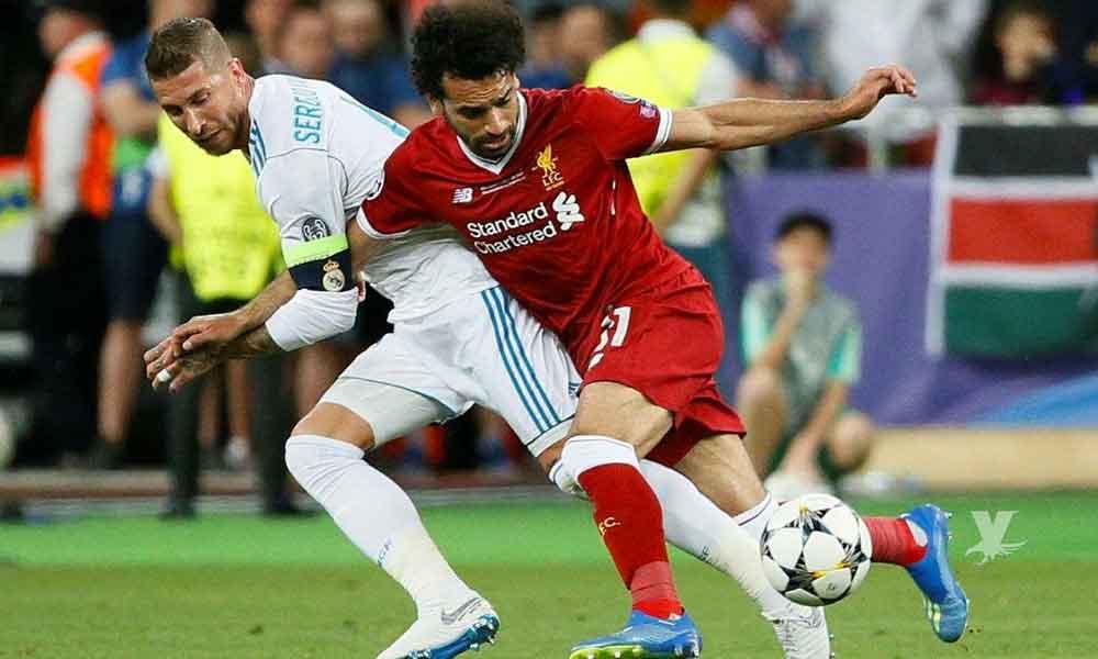 Mohamed Salah queda fuera del mundial por lesión en el hombro