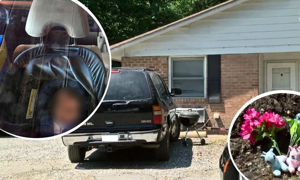 Mueren gemelos tras ser olvidados en el auto frente a su casa