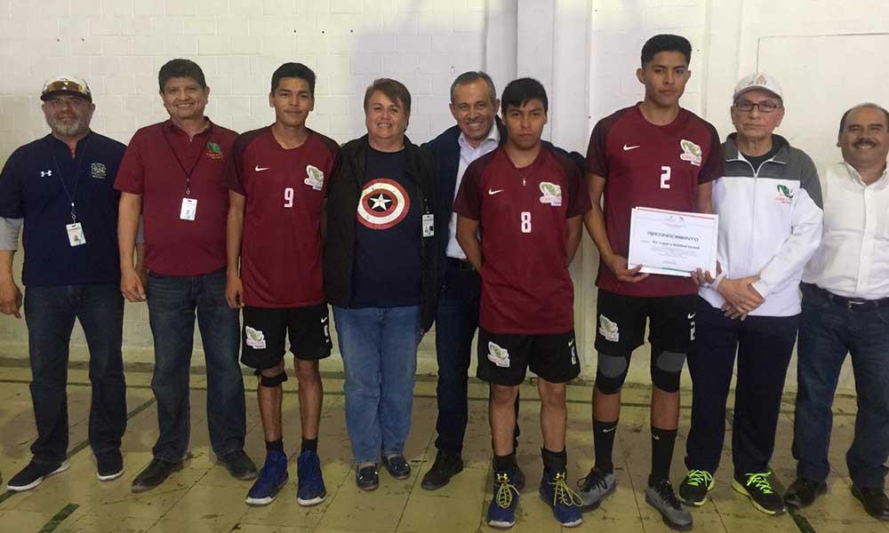 Participaron alumnos del CECyTE en encuentro estatal deportivo