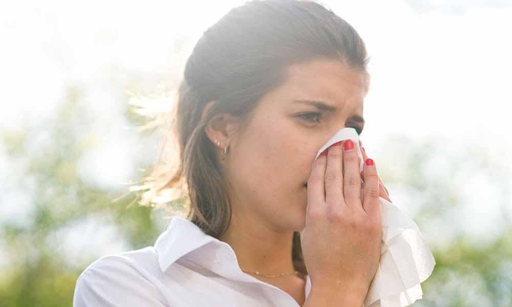 Pensó que era gripa, pero era líquido cerebral que le salía por la nariz