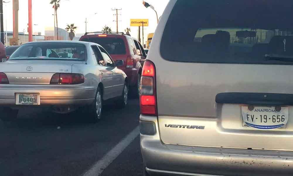 programa de retiro de vehiculos en california Iniciará retiró de automóviles con placas emitidas por particulares ...