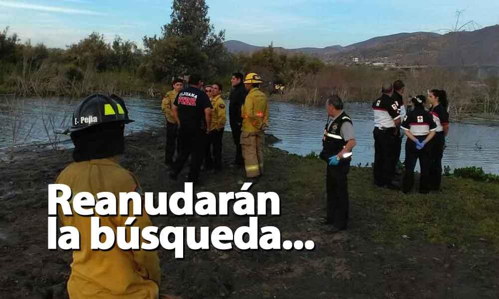 Niña ahogada en presa Abelardo L. Rodríguez en Tijuana