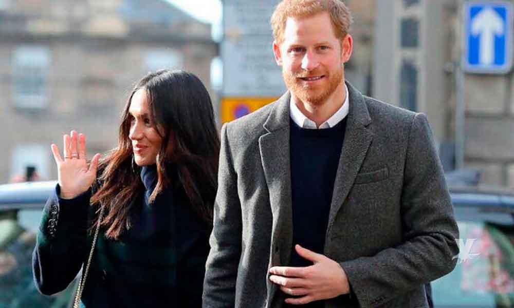 Príncipe Harry visitará a su suegro junto a su esposa en Rosarito