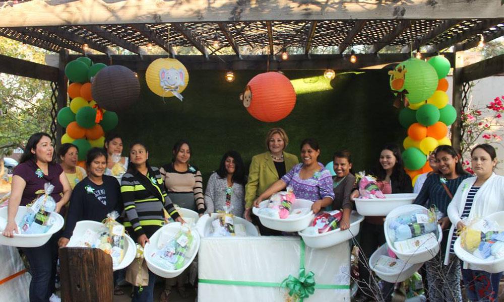 """Realizó el Desarrollo Integral Familia el evento """"Corazón en Espera""""  en Tecate"""