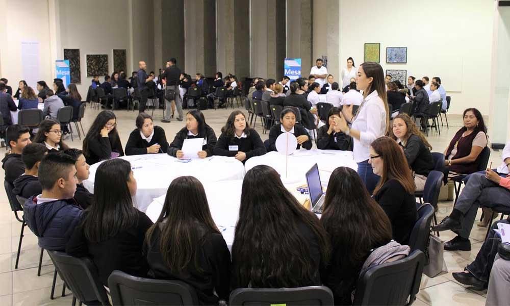 Realizan foro de consulta de adolescentes en Ensenada
