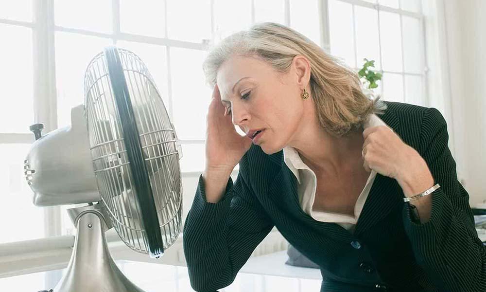 ¿Sabes cuales son los síntomas de la menopausia?