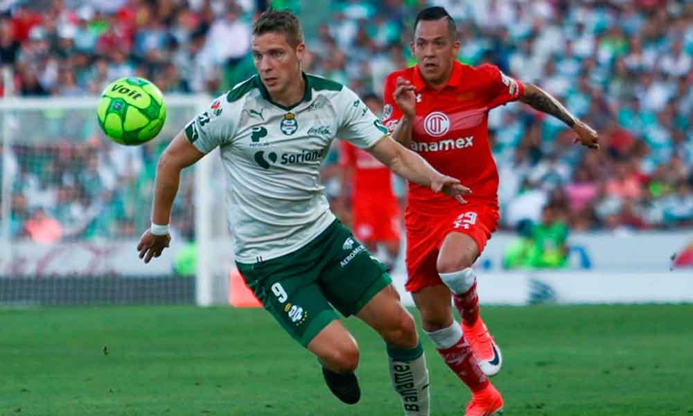 """""""Diablos"""" vs """"Santos"""" por la gloria en la final de la Liga Mx"""