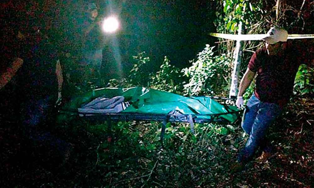 Padre rapta a su hija de 6 años y la mata, después él se suicida