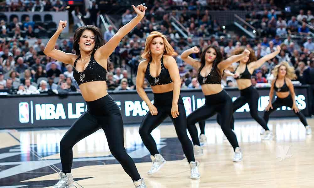 San Antonio Spurs dejará de tener porristas