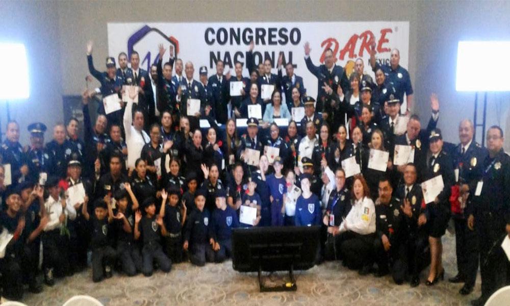 Tecate acude al Congreso Nacional de D.A.R.E.