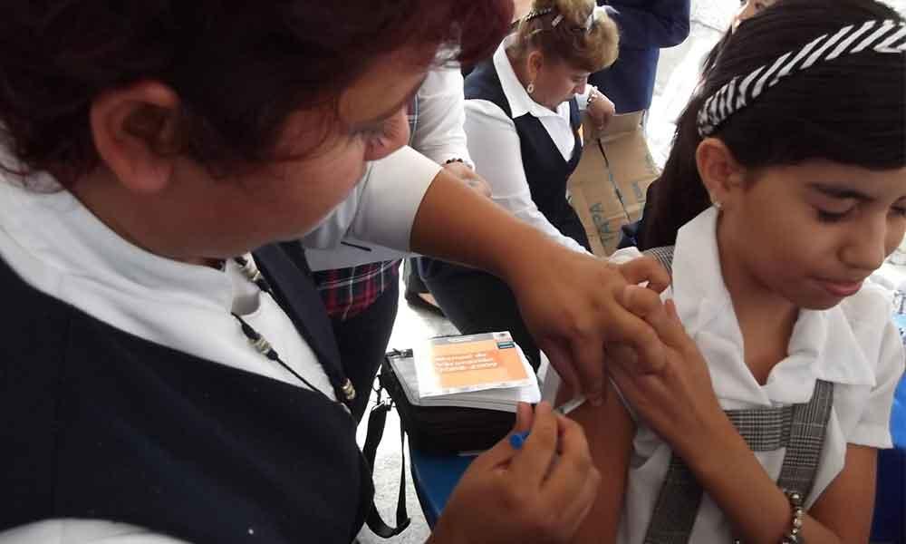 Aplicarán vacunas a niñas de Tijuana, Tecate y Rosarito contra el virus del Papiloma Humano