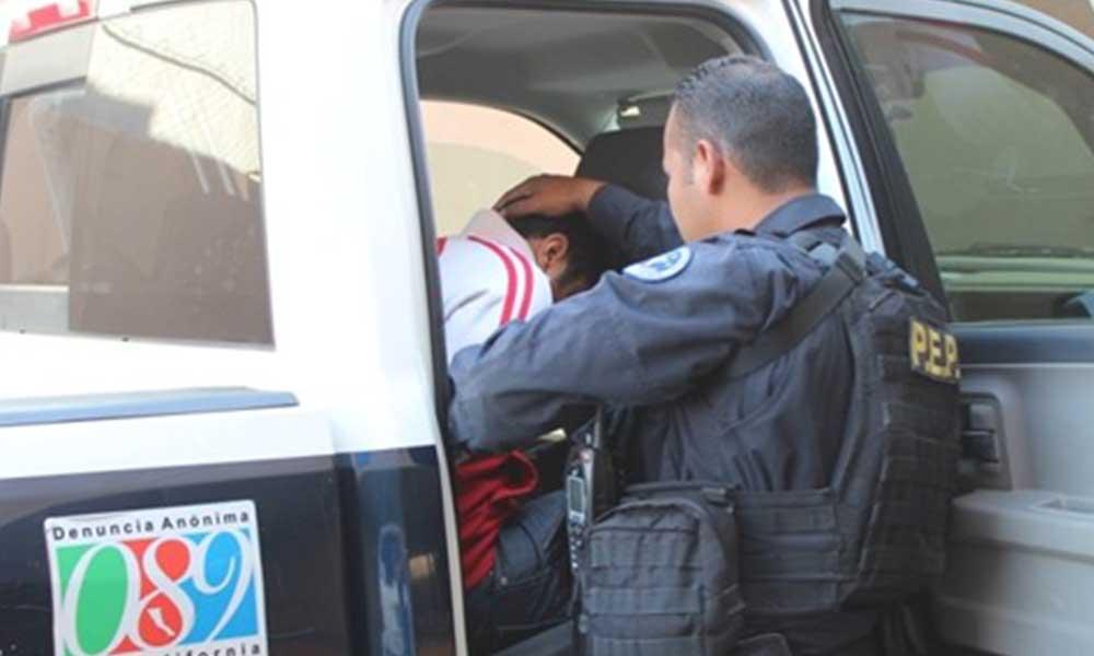 Van capturados 144 prófugos de la justicia en Baja California