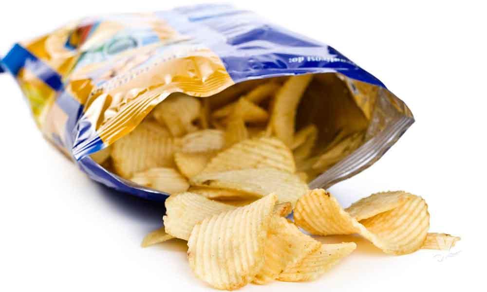 ¿Por qué las bolsas de papas traen la mitad de aire?