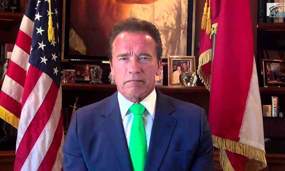 "Arnold Schwarzenegger invita a Donald Trump a luchar contra el cambio climático: ""menos lloriqueos, más acción"""