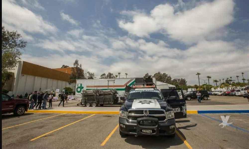 UABC sitiado por el Estado Mayor Presidencial antes del segundo debate
